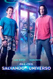 Bill & Ted salvando el universo