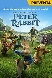 Las travesuras de Peter Rabbit - Preventa