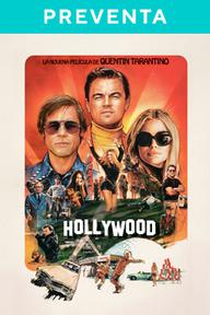 Once Upon a Time in Hollywood - Preventa